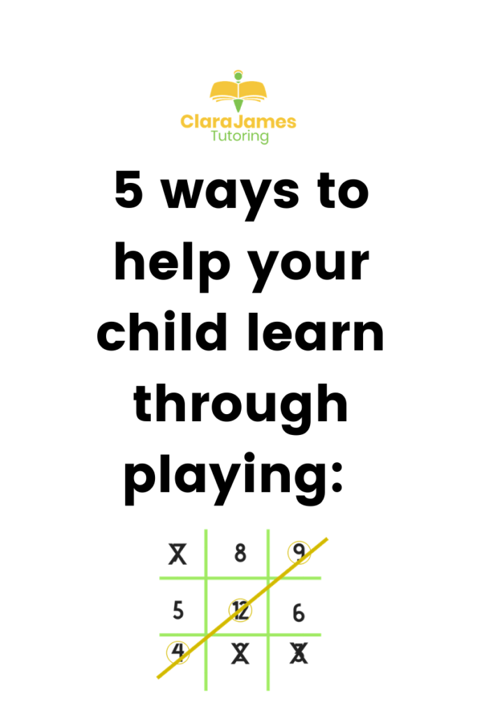 5 quick and easy educational games