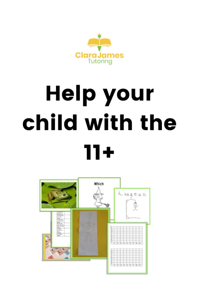 11+ advice for parents
