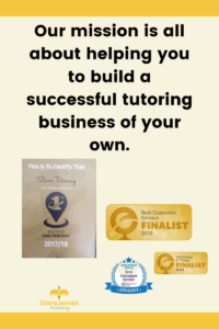 Become a tutor online