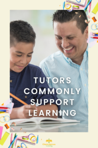 Some tutors will work with your child at a deeper level and support their understanding and knowledge rather than just supporting their homework
