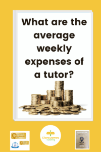 What expenses can I expect to have as a tutor?