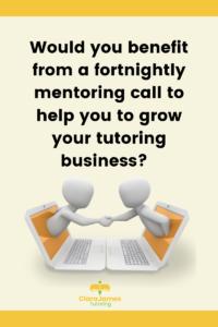 Tutoring mentor