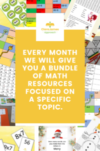Inspire your child with math