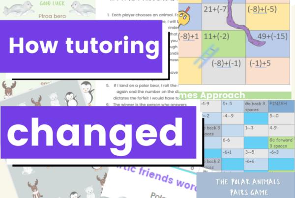 How tutoring changes lives