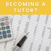 How much does it cost to become a tutor?